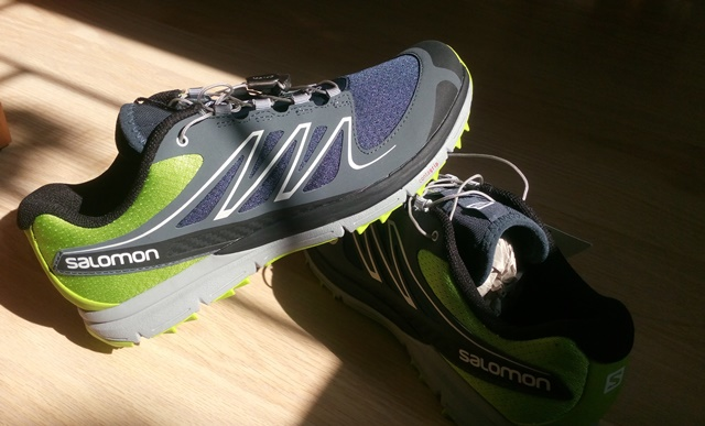 Кроссовки Salomon Sense Mantra 2 Uk 8.5 EUR 42 27см  - IMG_20150523_155135.jpg